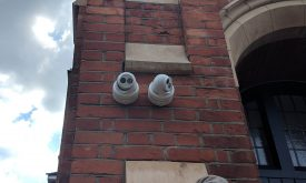 Commercial CCTV Installation in Ilford