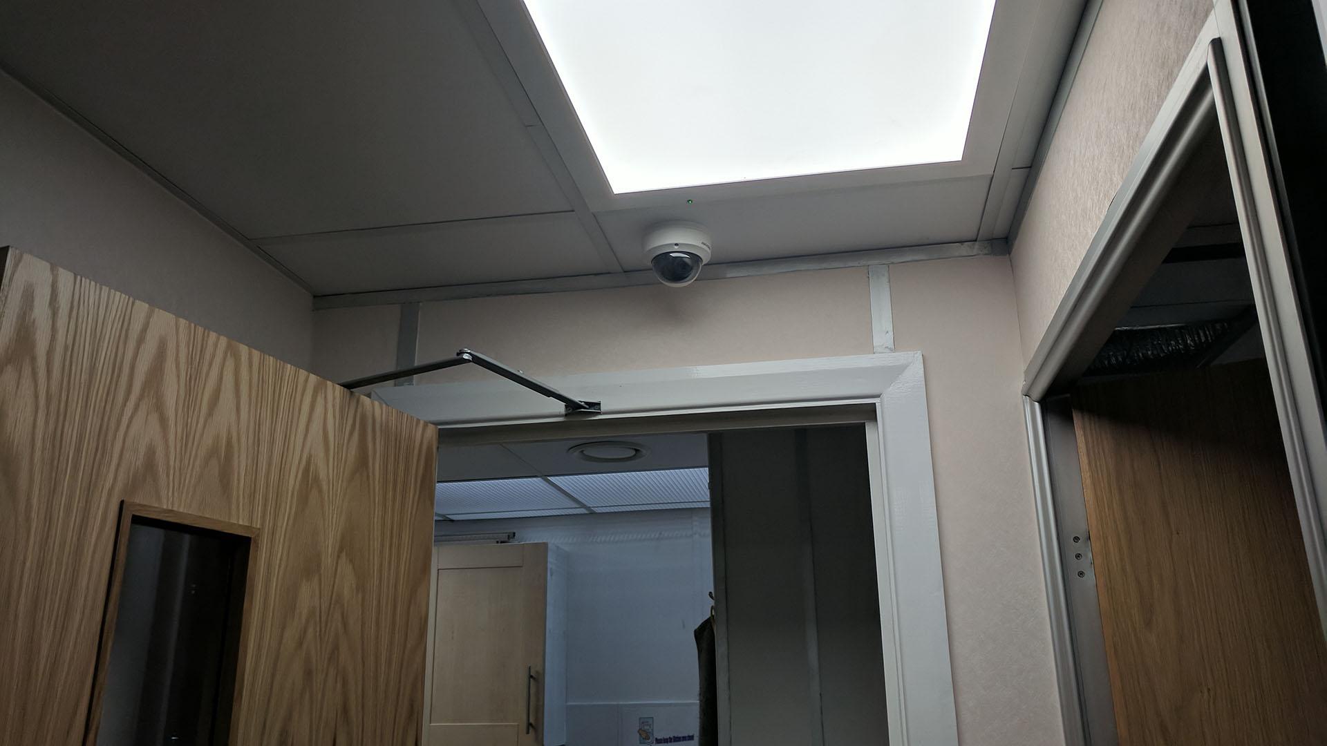 Commercial CCTV Installation in Marylebone