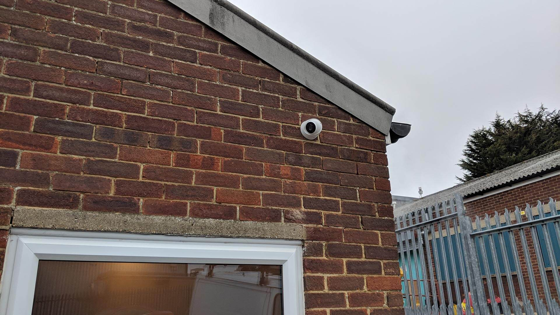 Commercial CCTV Installation in Saffron Walden
