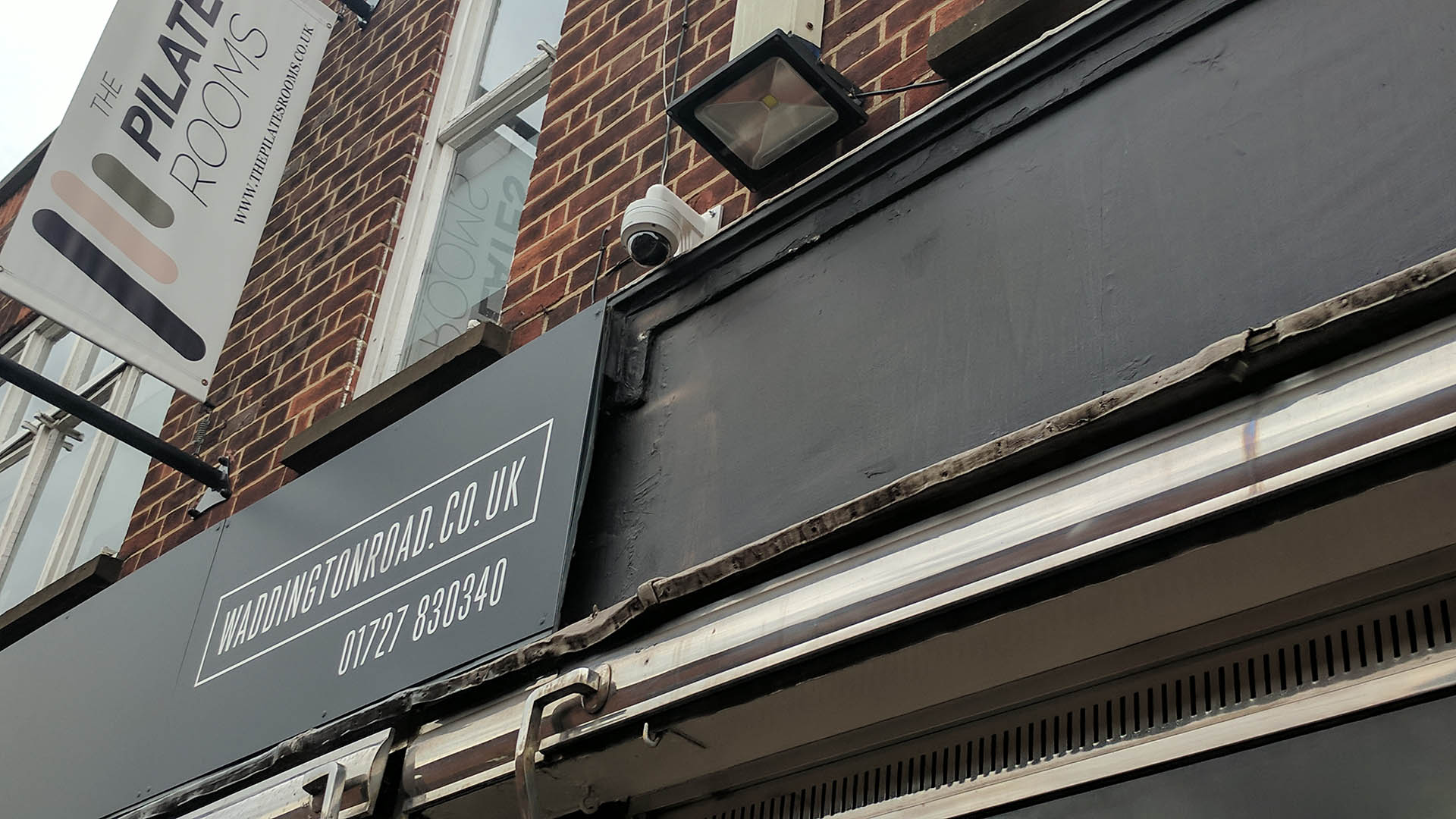 Commercial CCTV Installation in St Albans