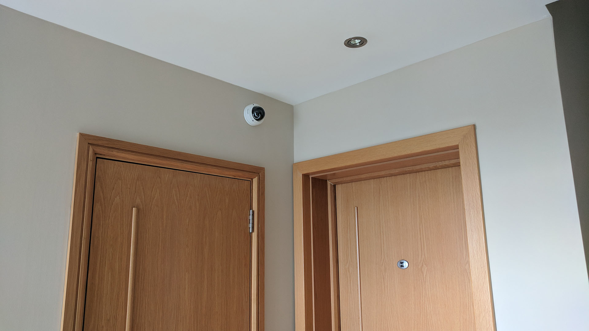 Commercial CCTV Installation in Westcliff