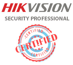 Hikvision Certified Security Professional