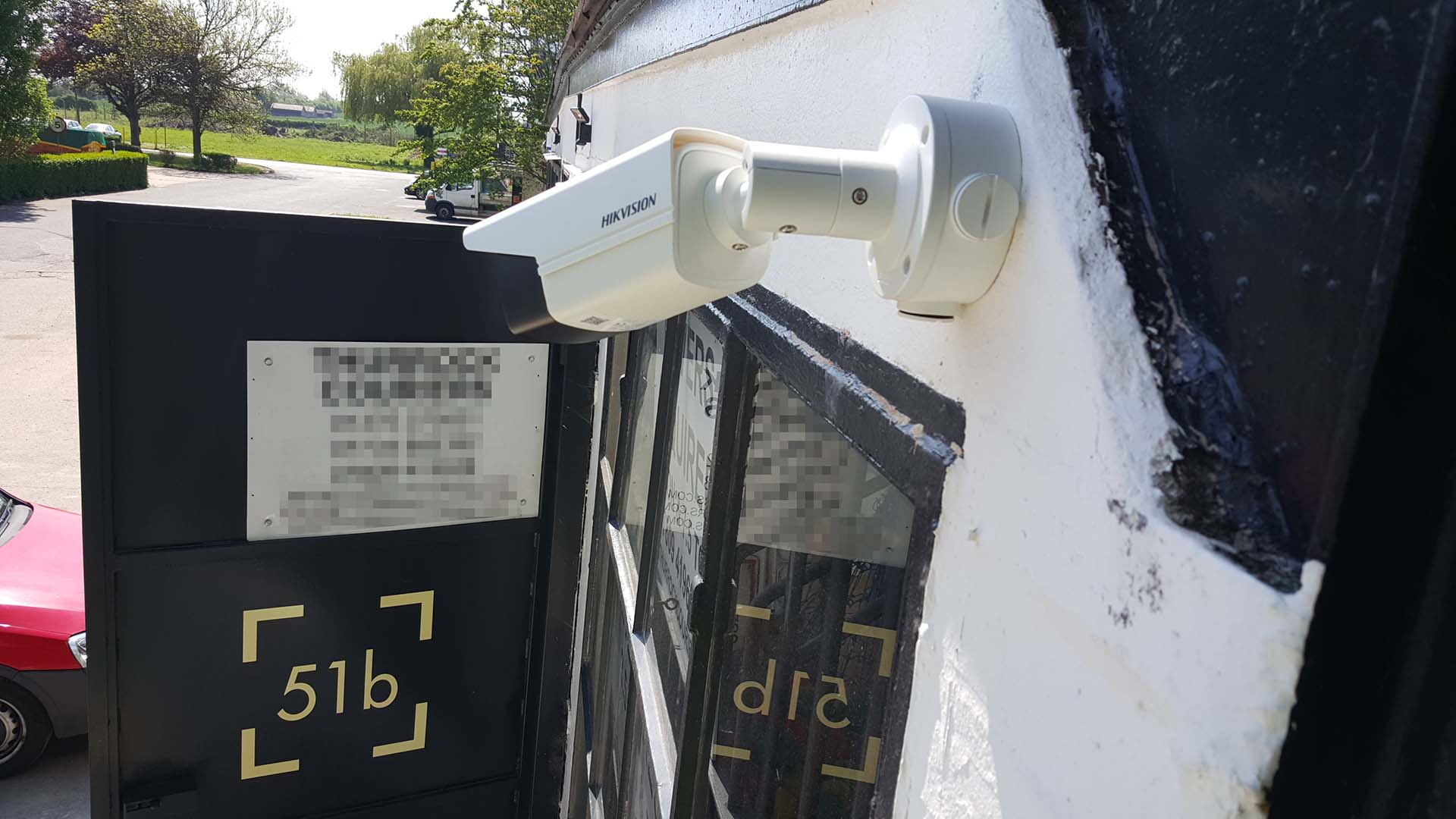 Hikvision CCTV Installation in East Tilbury