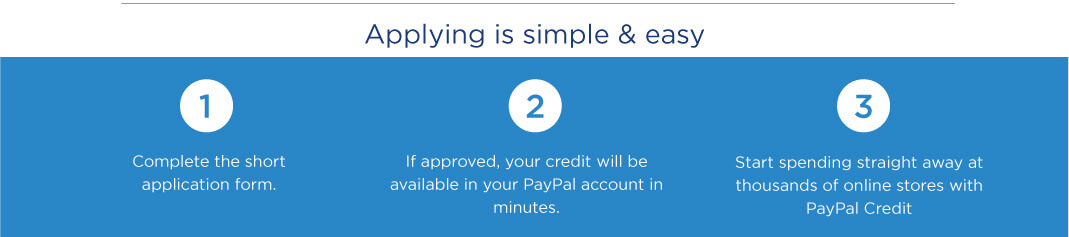 How to Apply for PayPal Credit
