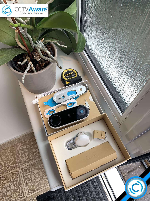 Nest Hello Doorbell Installation in Rochester