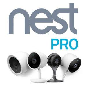 Nest Pro Camera Installation