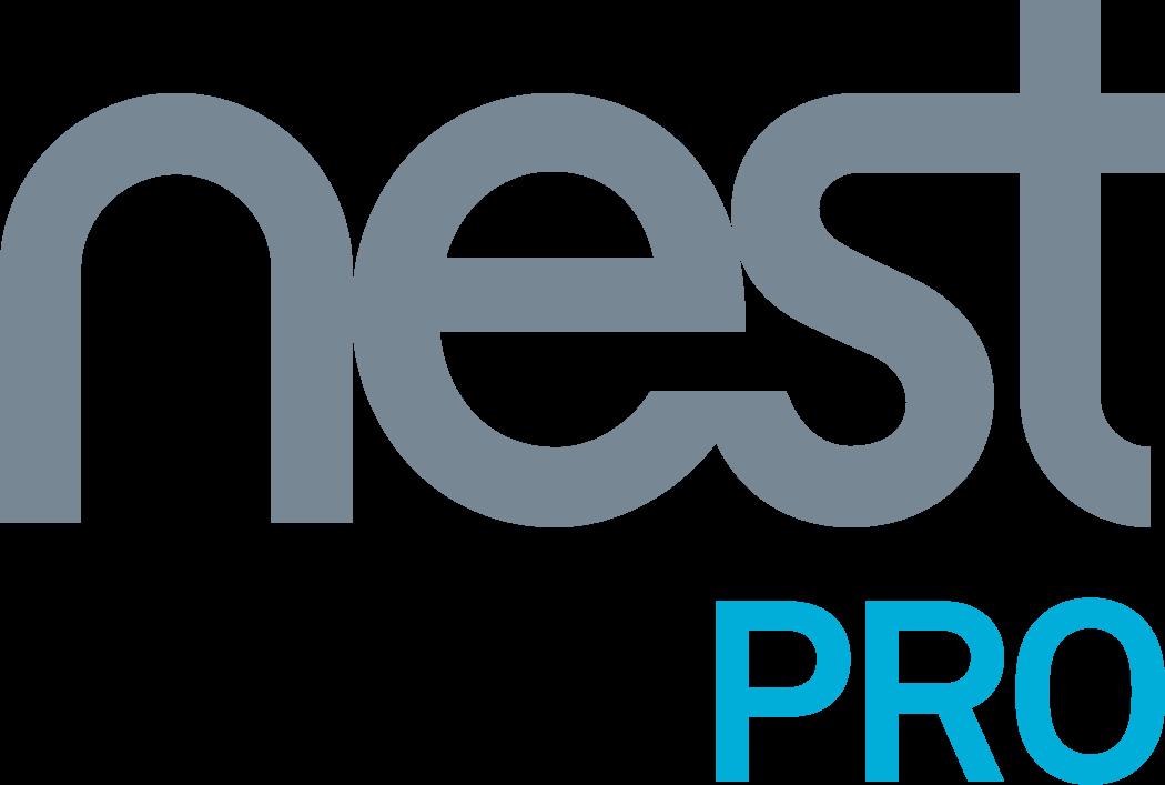 Nest Pro Logo (Transparent)