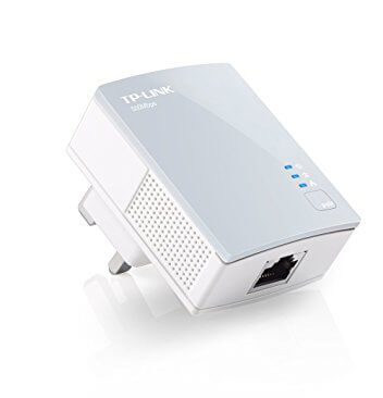 TP Link Powerline Network Plug (Single)