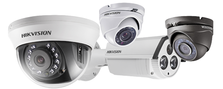 Hikvision Turbo HD Cameras