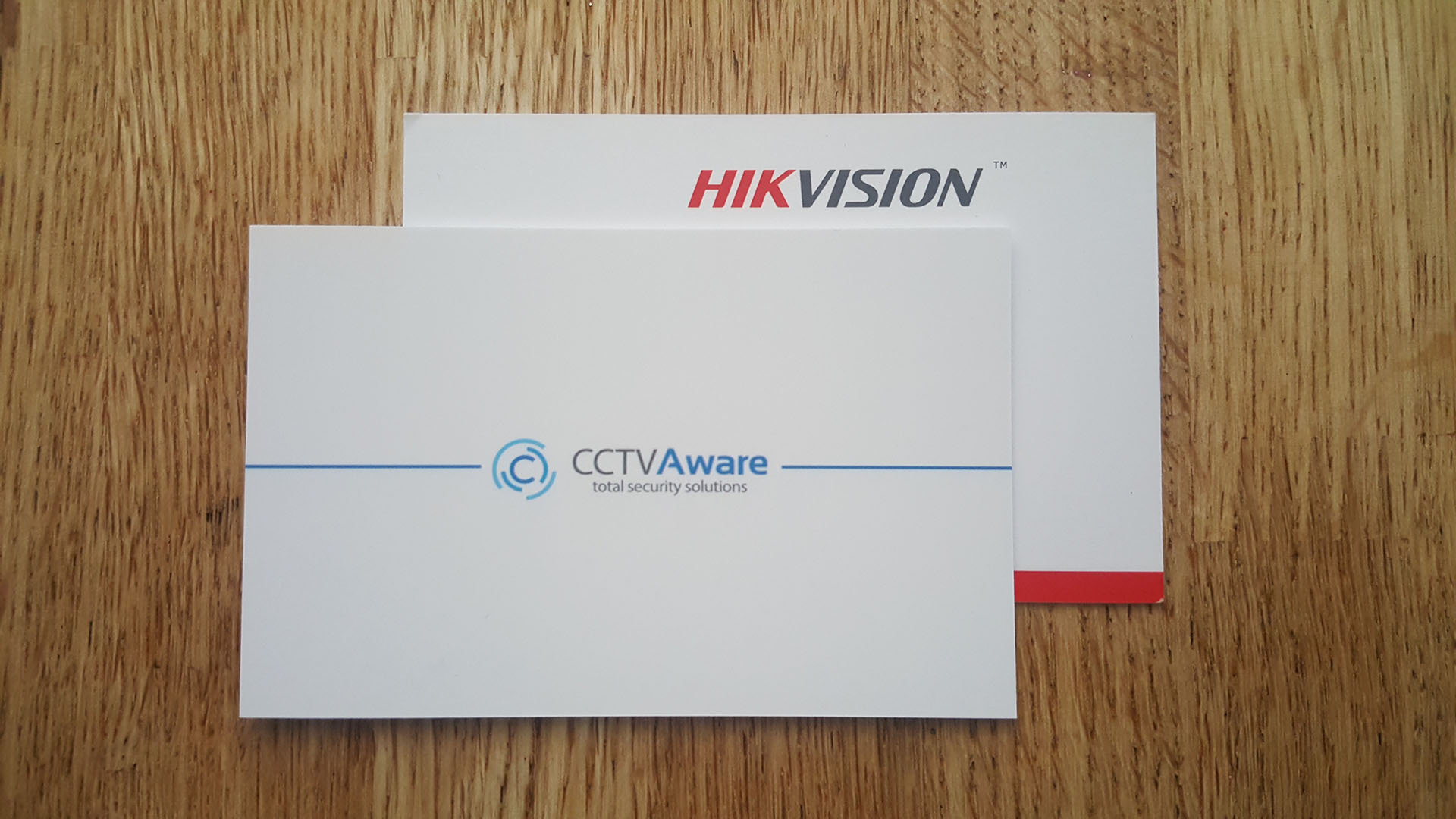 Why we chose Hikvision